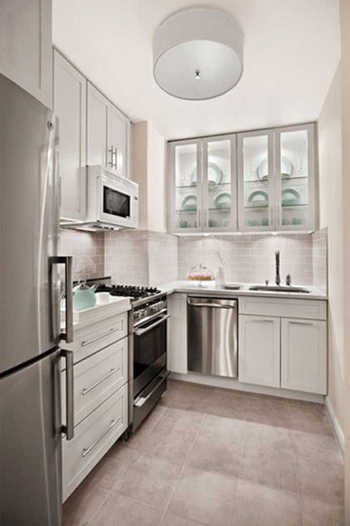 Redesigning Kitchen Idea for Small Spaces | Kitchen Design Images. #kitchenstyles