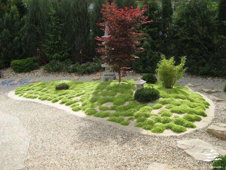 Zenové zahrady jsou oázou klidu a odpočinku