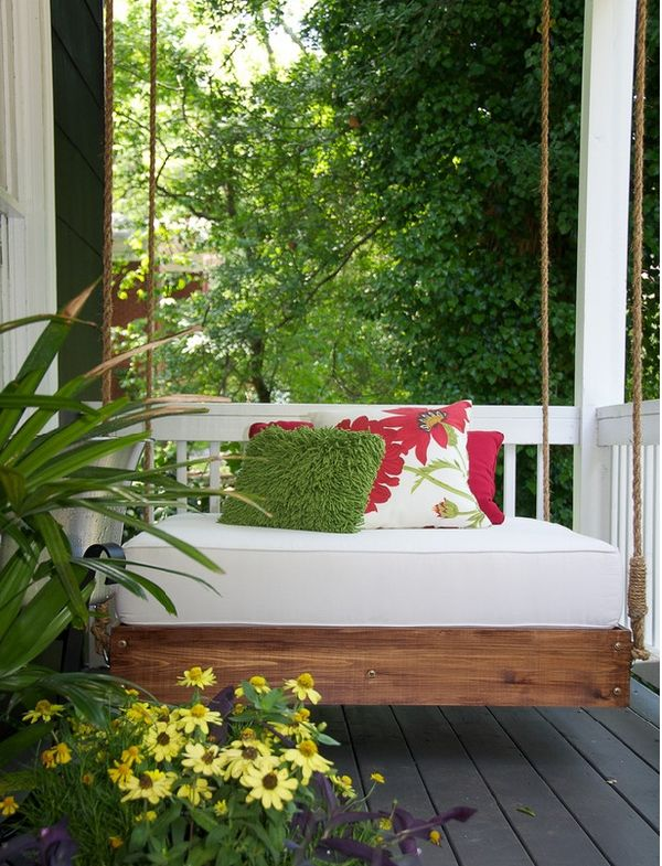 back porch swings  | porch swing