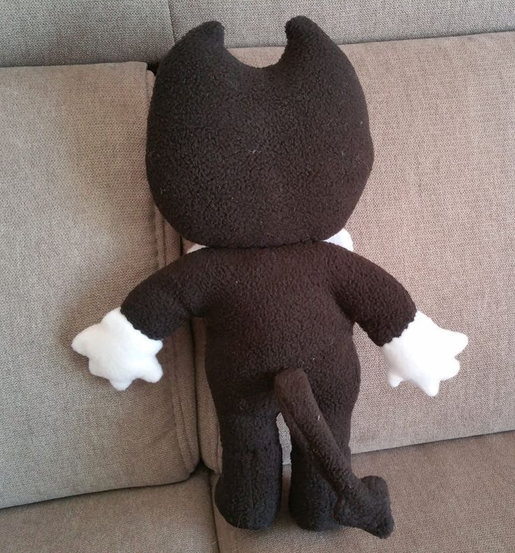 Handmade Bendy plush unofficialfrom Bendy and the ink