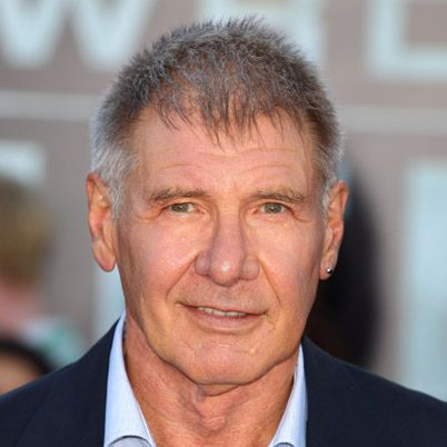 NAME:  Harrison Ford  OCCUPATION: Film Actor  BIRTH DATE: July 13, 1942  Ford landed his first big acting gig after working as a carpenter and installing cabinets at George Lucas's home.  EDUCATION:  Ripon College  PLACE OF BIRTH: Chicago, Illinois  ZODIAC SIGN: Cancer