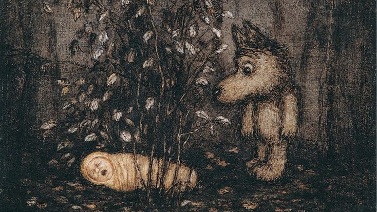 Tale of Tales (Сказка сказок), 1979 - Yuriy Norshteyn, Francheska Yarbusova