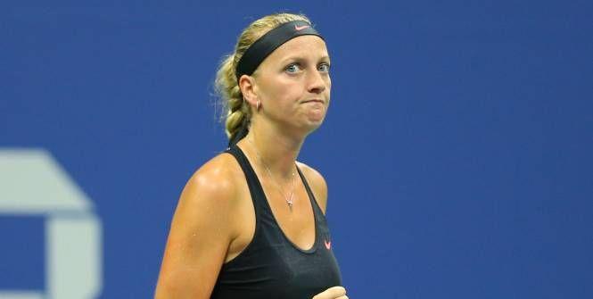 Tennis - WTA - Wuhan - Wuhan: Petra Kvitova bousculée mais qualifiée pour les huitièmes