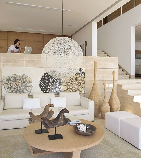 37 best contemporary beach home images on pinterest for Modern beach house furniture