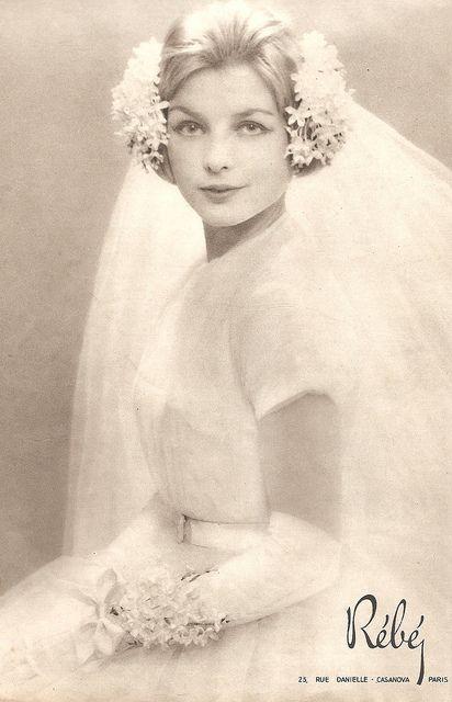 1958 bride