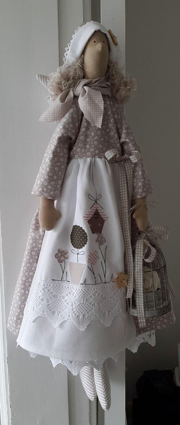 Sweet rag doll idea