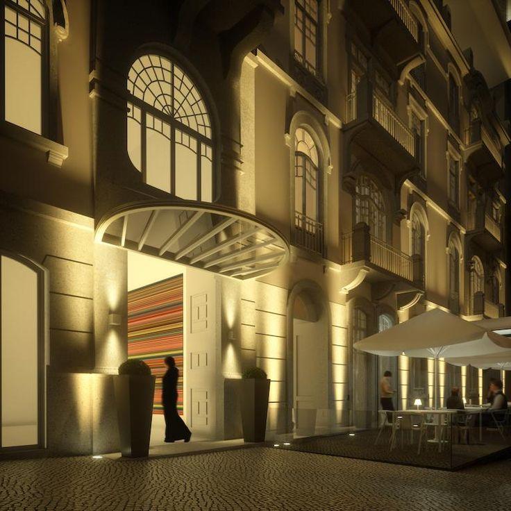 Hotel Porto Bay Liberdade - Lisbon #HotelDirect info: HotelDirect.com