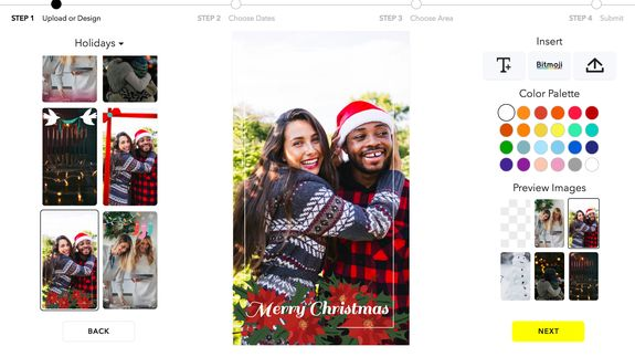 Snapchat now has holiday geofilters so prepare for an onslaught Read more Technology News Here --> http://digitaltechnologynews.com  If a party doesn't have its own custom Snapchat filter did it even happen?   Not according to Snapchat. The filter-friendly OGs launched a jolly new feature this Friday: holiday party filters for all your celebratory needs.   Complete with winter-y borders yule tide appropriate typography and of course holiday Bitmojis in your likeness the app's on-demand…