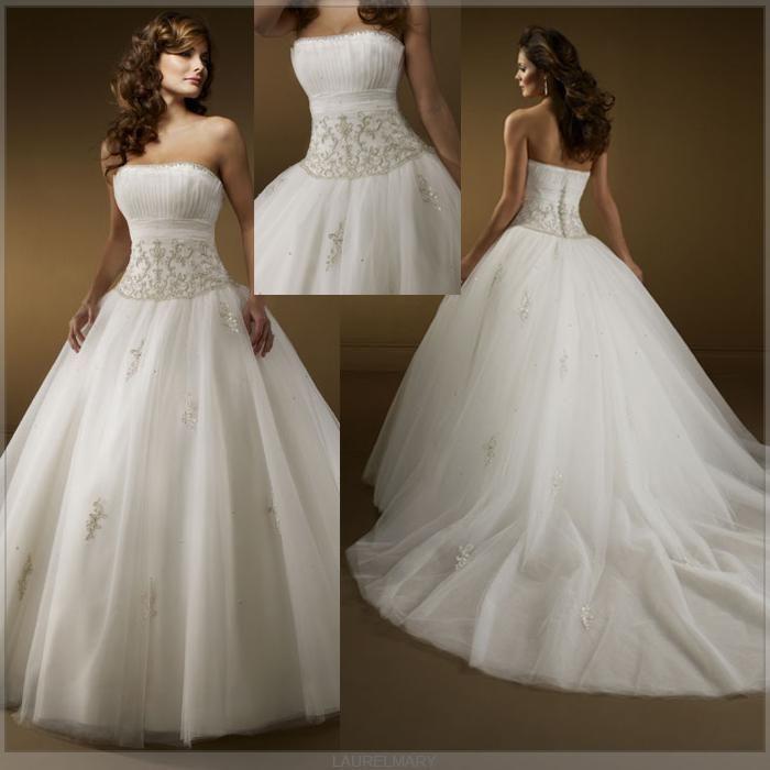 Vestidos De Novia On Bodas And Bridal Dresses