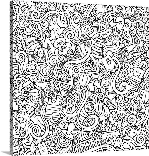 9 best Coloring Book Art images on Pinterest Coloring books - best of welcome baby coloring pages