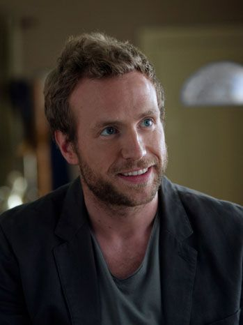 Future Exhusband - Rafe Spall - the best looking part of Life of Pi