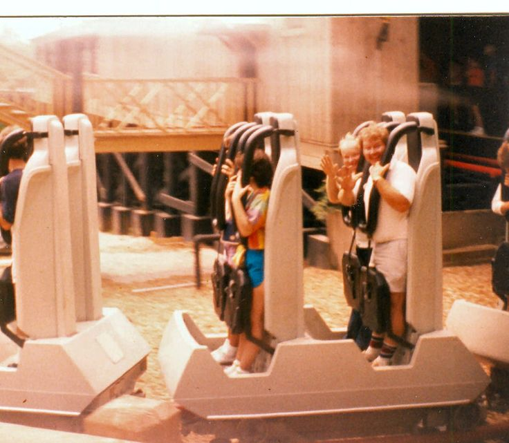 six flags school days