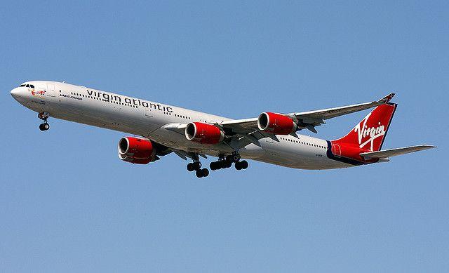 Virgin Atlantic G-VFIZ