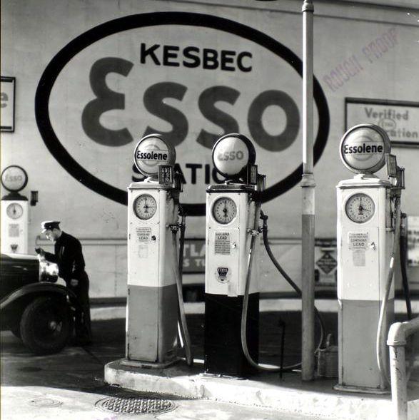 Esso December 23, 1935