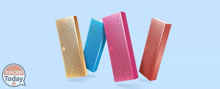 [Codice Sconto] XiaoMi Bluetooth 4.0 Speaker Golden a 25€ #Xiaomi #Bluetooth #Offerta #Speaker #Xiaomi https://www.xiaomitoday.it/?p=29682