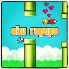 #akurapopo #flappybird
