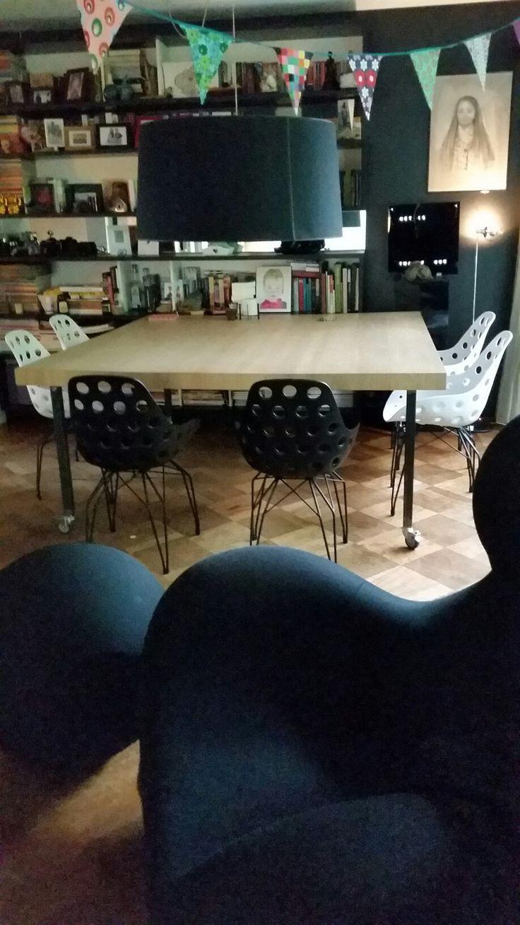 Diamond Dimple Closed Rocking Chair In 9 Kleuren - We de diamond dimple holes stoelen van kubikoff