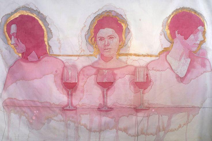 Wine Portraits by Amelia Fais Harnas