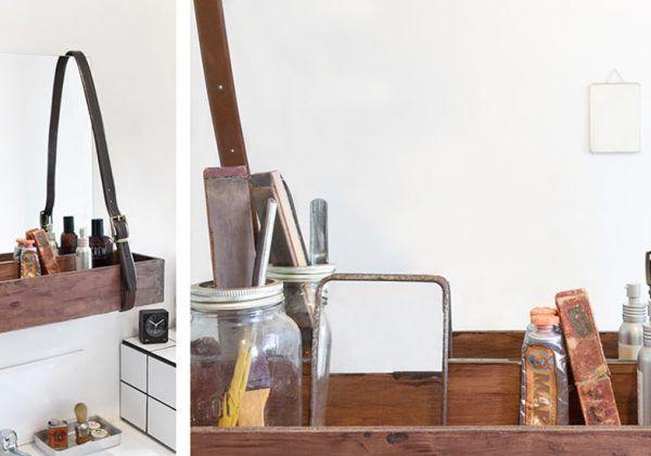 Tuto : Fabriquez votre miroir de barbier au look hipster !