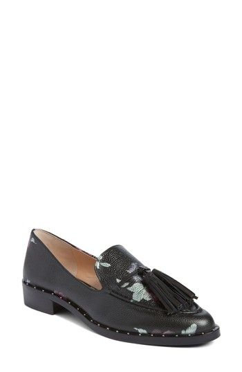Free shipping and returns on Vince Camuto Geralin Tassel Loafer (Women) at Nordstrom.com. Clean lines and a modest heel add an air of sophistication to a chic loafer embellished with playful tassels at the vamp.