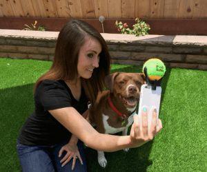 Prendre un Selfie avec ton chien jamais a été si facile!