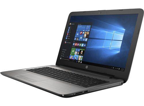 """HP 15.6"""" (1366x768) HD Notebook: Intel 7th Gen i7-7500U   16GB DDR4   1TB HDD   DVD   Wireless AC   Bluetooth   Windows 10   Silver //Price: $626.66 & FREE Shipping //     #hashtag1"""