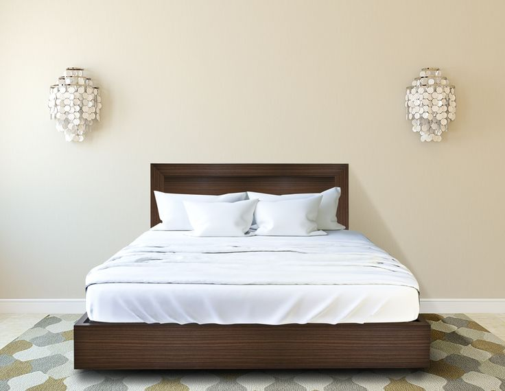 The 25 best Timber bed frames ideas on Pinterest Log bed frame