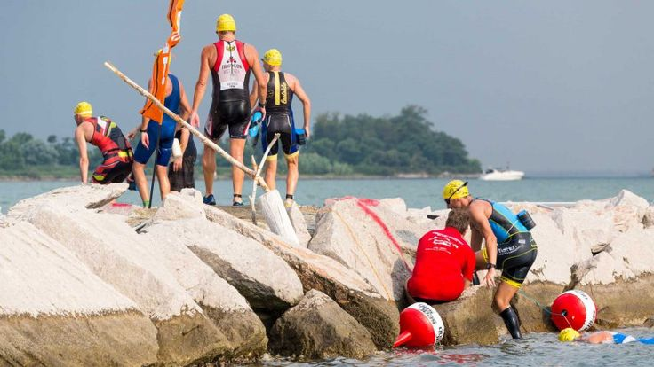 AquaticRunner Italy 2016 Xtrim Border Lagoon a Lignano