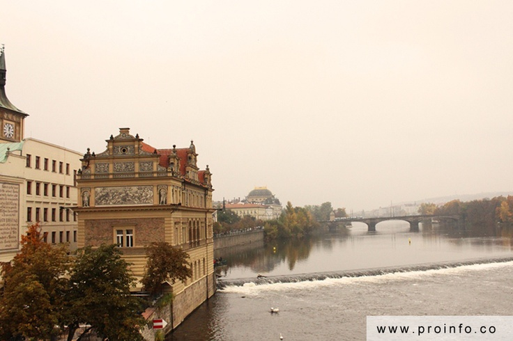Our agency trip to Prague / Charles Bridge @ Prague