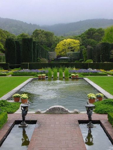 214 best san jose silicon valley images on pinterest for Filoli garden pool