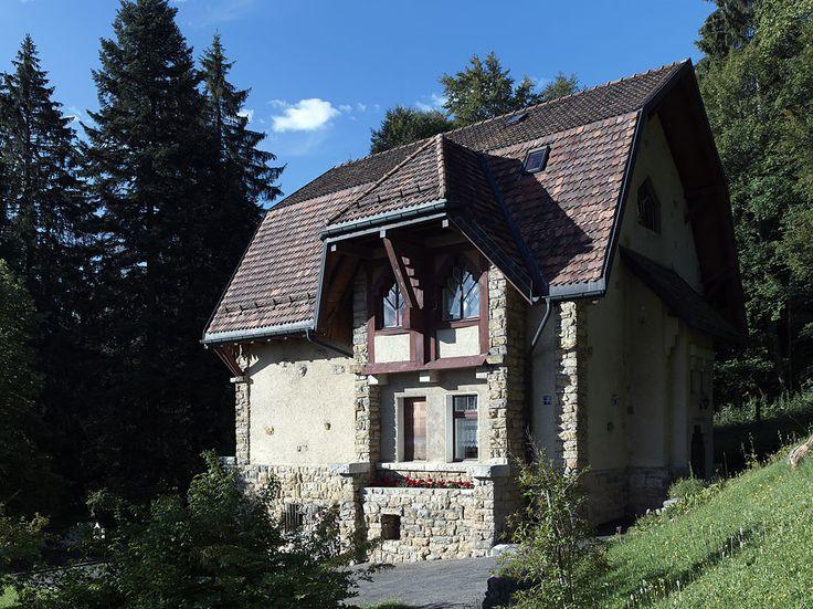 Villa Stotzer, La Chaux-de-Fonds, Suisse, 1907