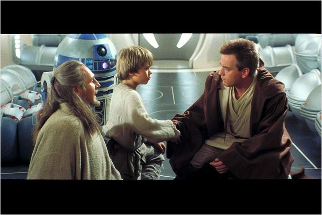 Star Wars : Episode I - La Menace fantôme / Liam Neeson, Jake Lloyd, Ewan McGregor / © Twentieth Century Fox France