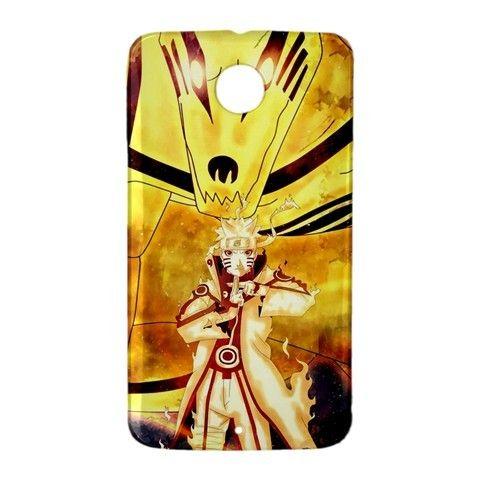 Naruto Shippuden Kyuubi Mode Google Nexus 6 Case Cover Wrap Around