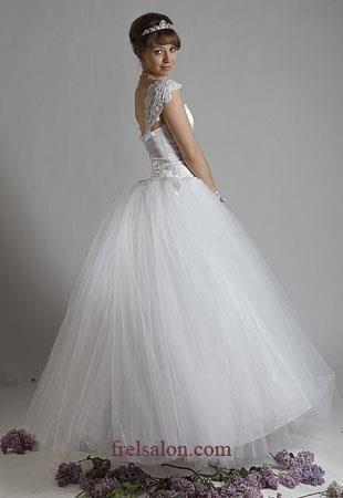 Декоративные лямки на платье