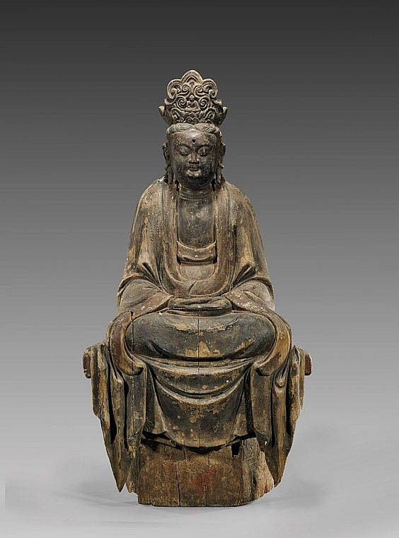 Consider, that asian wood drawing buddha history