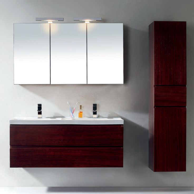 Modern Bathroom Mirrors And Cabinets