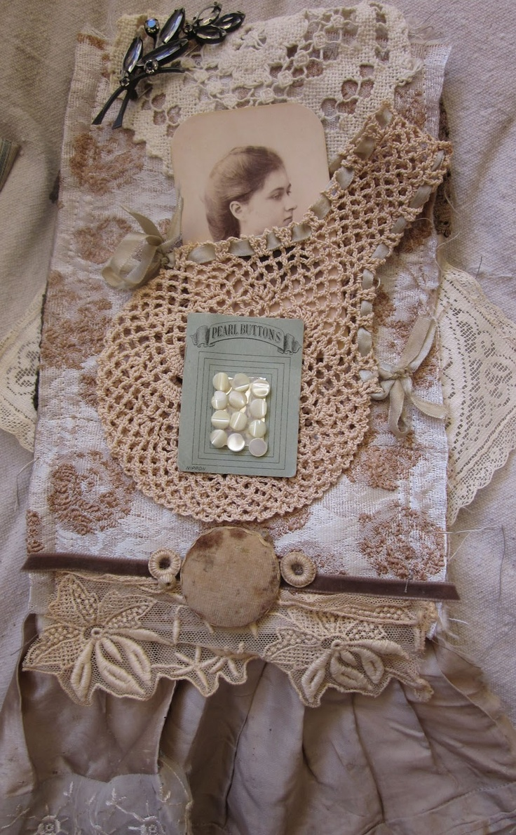 Buttons and Lace