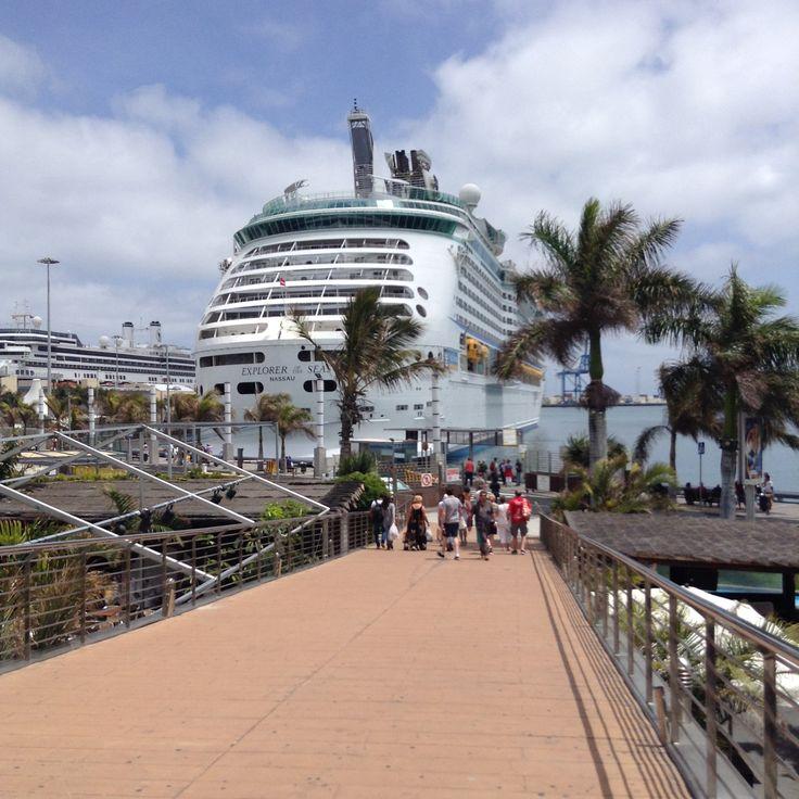 Canary Islands Cruise: The Photo Album: Gran Canaria
