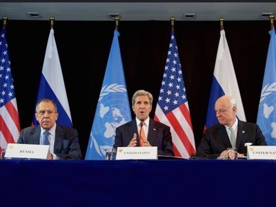 Οι ΗΠΑ και η Ρωσία συμμαχούν στη Συρία