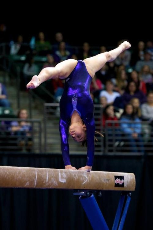 From Gymnastics: The Balance Beam board: Gymnastics: The Balance Beam, gymnast, m.0.1  #KyFun
