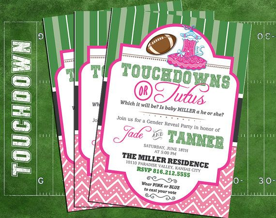 36 best Gender Reveal Party Invitations images – Reveal Party Invites