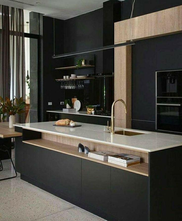 30 best KITCHEN images on Pinterest Kitchens, Black kitchens and - alno küchen trier