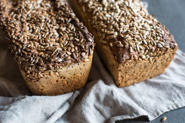 Celozrnný žitný chléb z kvasu