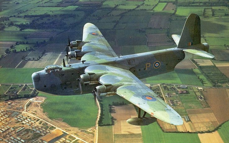 Short Shetland Mk1 Ordered as a replacement for the Sunderland, the end of WWII led to its cancellation after the prototype (above) had flown, despite its good handeling charactiristics.