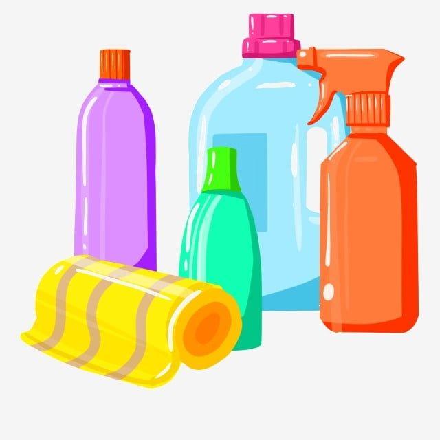 Cleaning Supplies Cartoon Cleaning Illustrations Hygiene Posters World Health Day Produtos De Limpeza Ilustracoes De Limpeza De Desenhos Animados Cartazes De Cleaning Supplies Cleaning Bottle Cleaner