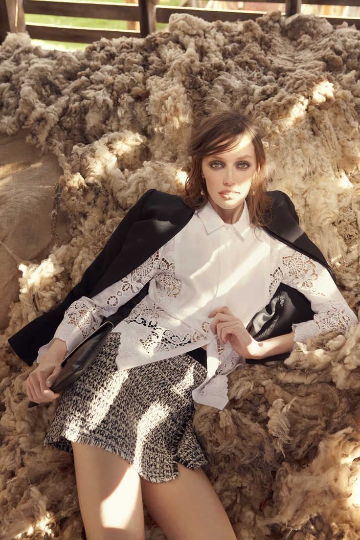 The Strand Arcade Autumn/Winter 2013 Campaign featuring designers #dinosaurdesigns #manningcartell #leonaedmiston #alexperry #sassandbide #lover #lisaho and more. Find out more at http://www.strandarcade.com.au/aw2013/83-aw13-campaign