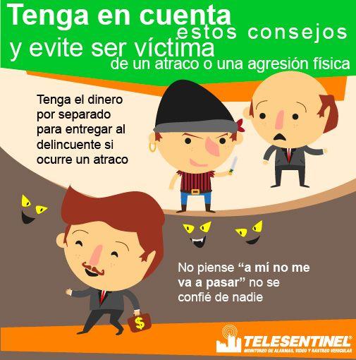 Ante cualquier eventualidad, Telesentinel esta para protegerte. Telesentinel es #confianza y #seguridad