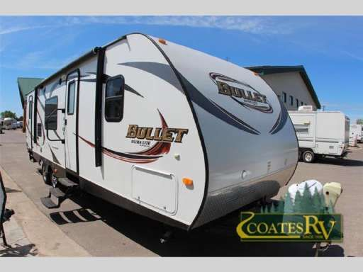 Check out this 2012 Keystone Rv Bullet 281BHS listing in Hugo, MN 55038 on RVtrader.com. It is a Travel Trailer and is for sale at $21995.