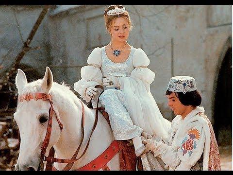 Фильм-сказка. Принцесса - гусятница или история о принцессе-пастушке и её верном коне Фаладе - YouTube