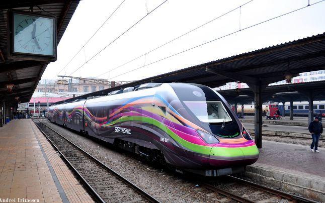 Trenul Hyperion (Softronic): de la 1 august, trenurile firmei private Softrans vor lega mai ieftin şi cu internet gratuit Craiova de Constanta, via Bucuresti